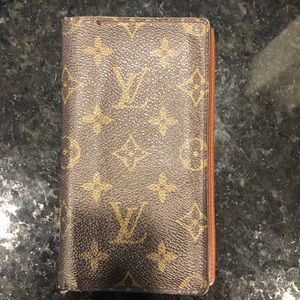 Louis Vuitton Bifold Women's Wallet